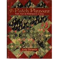 9- Patch Pizzazz. Fast, Fun And Finished In A Day