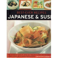 Best Ever Recipes. Japanese And Sushi