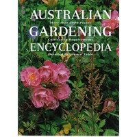 Australian Gardening Encyclopedia. More than 200 Plants Cultivation Requirements. Detailed Reference Table