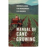 Manual Of Cane- Growing