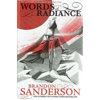 Words Of Radiance. Book Two Of The Stormlight Archive