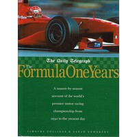 The Formula One Years. The Daily Telegraph