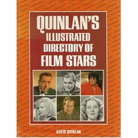 Quinlan's Illustrated Directory Of Film Stars