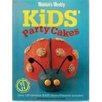Women's Weekly Kids Party Cakes