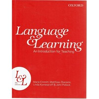 Language And Teaching. An Introduction For Teaching