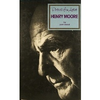 Portrait Of An Artist. Henry Moore
