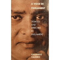 A Voice In Parliament. Selected Speeches And Debates 1977-1993