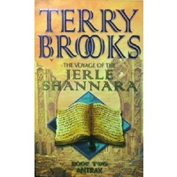 The Voyage Of The Jerle Shannara. Book Two. Antrax