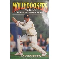 Mollydookers. The World's Greatest Left-handed Batsmen