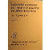 Radionuclide Distribution And Transport In Terrestrial And Aquatic Ecosystems