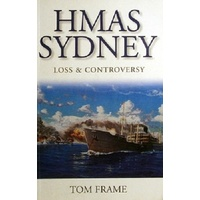 HMAS Sydney. Loss And Controversy