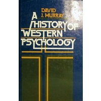 A History Of Western Psychology