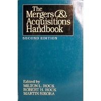 The Mergers & Acquisitions Handbook