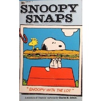 Snoopy Snaps. Snoopy With The Lot