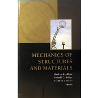Mechanics Of Structures And Materials
