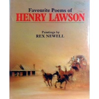 Favourite Poems Of Henry Lawson