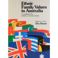 Ethnic Family Values In Australia