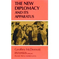 The New Diplomacy And Its Apparatus