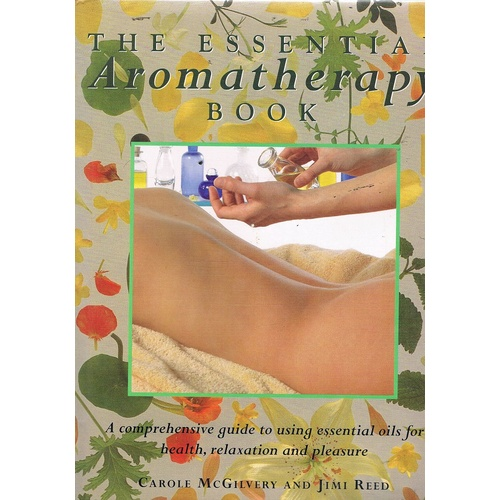 Essential Aromatherapy Book