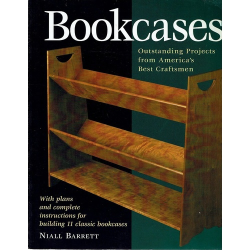 Bookcases, Outstanding Projects from Americas Best Craftmen