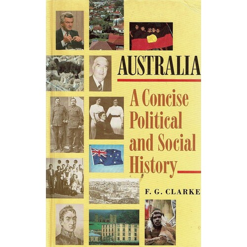 A Concise Political And Social History