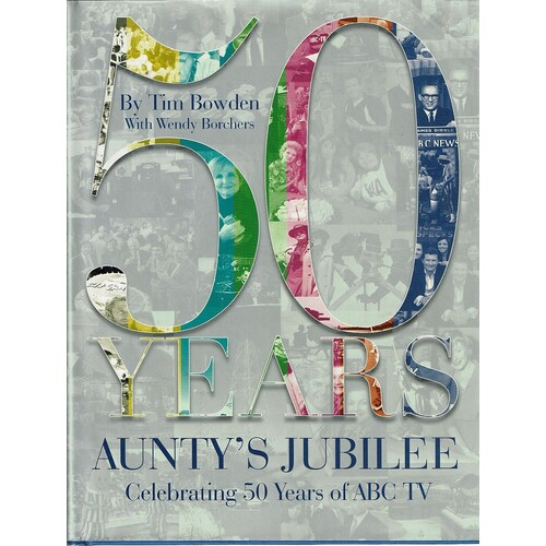 50 Years Aunty's Jubilee. Celebrating 50 Years On ABC
