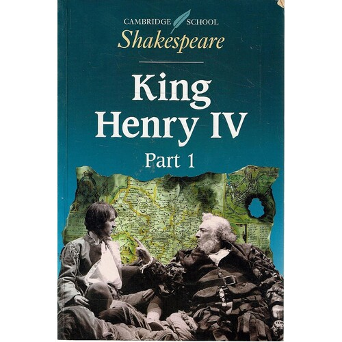 King Henry IV. Part 1. Shakespeare